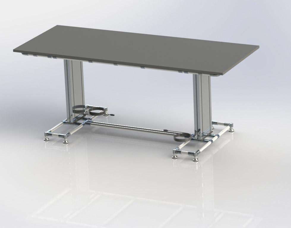 table élévatrice pek3